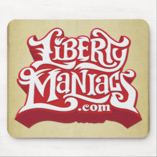 Liberty Maniacs Mousepad
