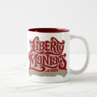 Liberty Maniacs Mug