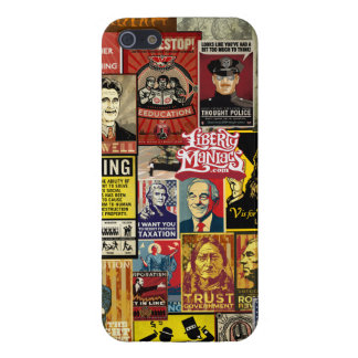 Liberty Maniacs Poster Collage Cases