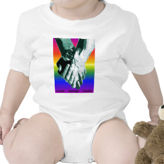 Liberty Marriage Equality Tee Shirt