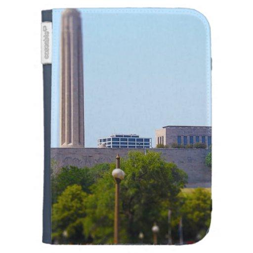 Liberty Memorial World War I Museum Kansas City Kindle 3G Covers