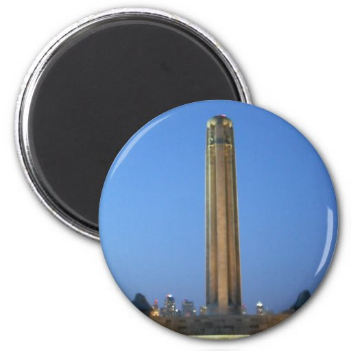 Liberty Memorial WWI Magnet