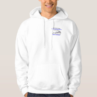 Liberty of opinion and democracy hoodie