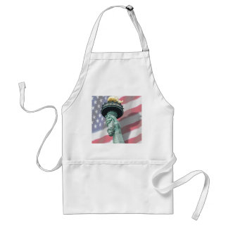 liberty on the 4th adult apron