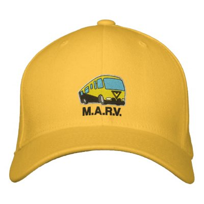 Liberty On Tour MARV Embroidered Hat