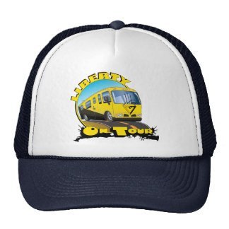 Liberty On Tour Trucker Hat