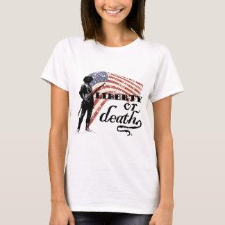Liberty or Death Minutemen T-Shirt