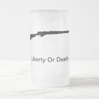 Liberty Or Death Mug
