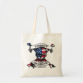 Liberty Or Death Tote