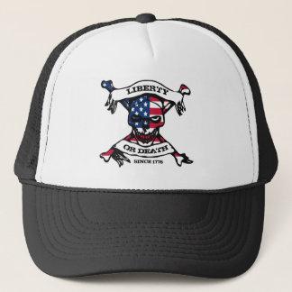 Liberty Or Death Trucker Hat