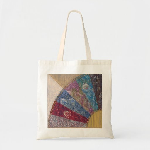 Liberty Peacock Quilt Bags