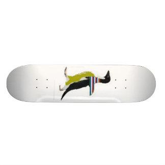 Liberty Penguin Deck Custom Skateboard