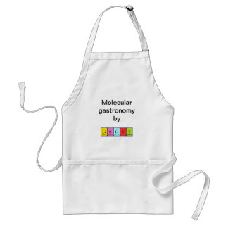 Liberty periodic table name apron