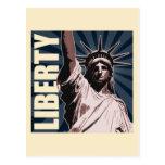 Liberty Post Card