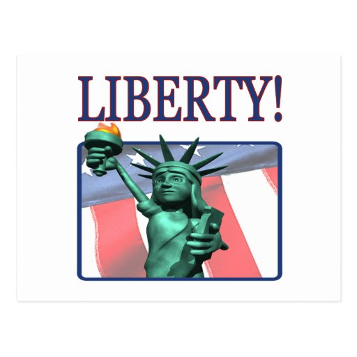 Liberty Post Cards
