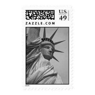 Liberty Postage Stamps