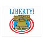 Liberty Postcards