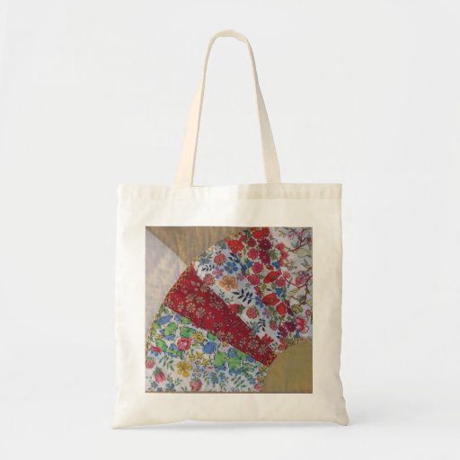 Liberty Quilt Tote Bags
