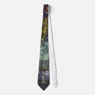 Liberty Reflection Good Luck Neck Tie