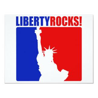 Liberty Rocks! Card
