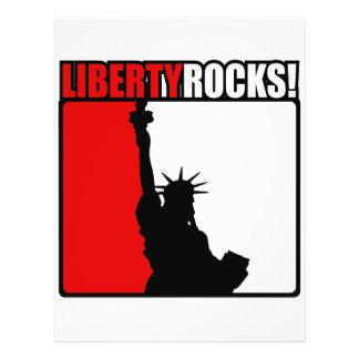 Liberty Rocks! Flyer