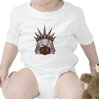Liberty Samurai Baby Creeper