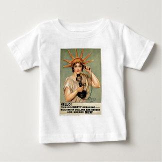 Liberty speaking billions of dollars are needed shirt