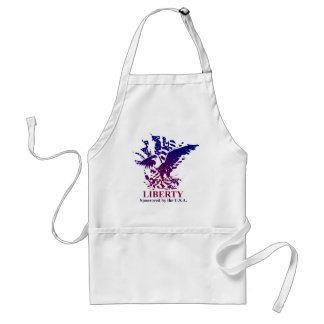 Liberty sponsored by USA Adult Apron