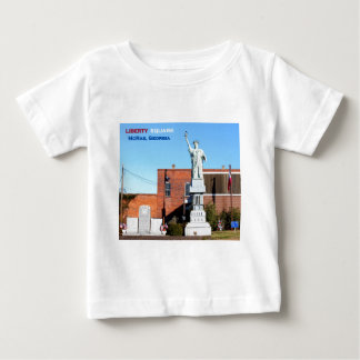 LIBERTY SQUARE - McRae, Georgia Baby T-Shirt