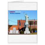 LIBERTY SQUARE - McRae, Georgia Card