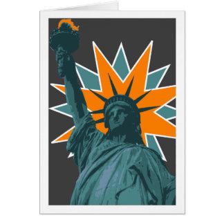 liberty star card