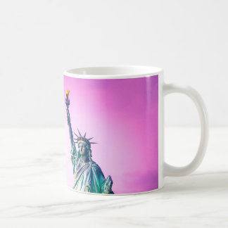 Liberty statue New York Coffee Mug
