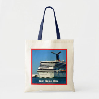 Liberty Stern Custom Tote Bag