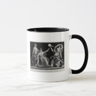 Liberty, striking down Ignorance and Fantacism Mug
