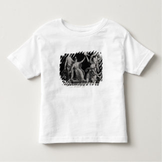 Liberty, striking down Ignorance and Fantacism Toddler T-shirt