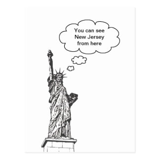 Liberty Thoughts Postcard