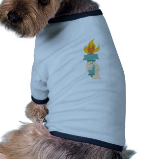 Liberty Torch Dog Clothes