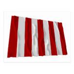 Liberty Tree Flag Postcard
