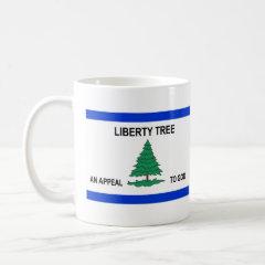 liberty tree flag