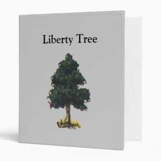 Liberty Tree Will Bratton for Texas Legislature 3 Ring Binders