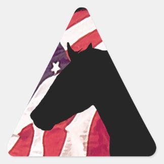 Liberty Triangle Sticker