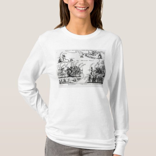 Liberty Triumphant, or the Downfall T-Shirt