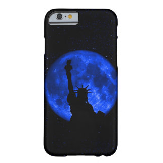 Liberty Under the Blue Moon Barely There iPhone 6 Case