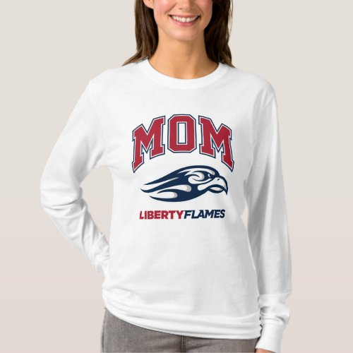Liberty University Mom T_Shirt