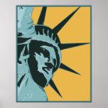 Liberty USA Poster
