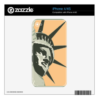 Liberty USA Decal For The iPhone 4S