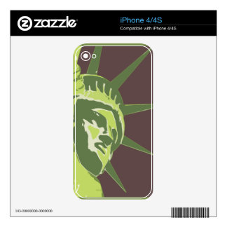 Liberty USA Skins For iPhone 4