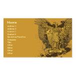 Liberty Voter Libertas Cards Business Cards