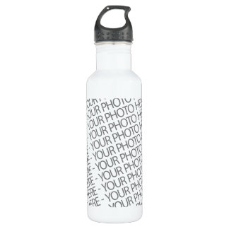 Liberty Water Bottle, Your Image Here, Template 24oz Water Bottle