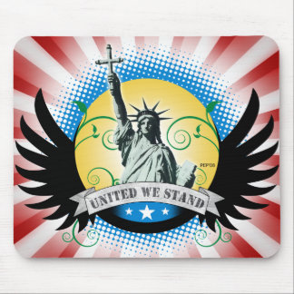 Liberty Wings Mouse Pad